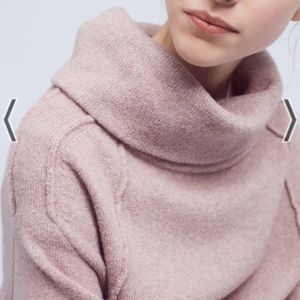 Field Flowers | Cowlneck Pullover Sweater